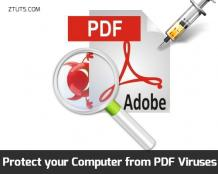 How to Protect your Computer from PDF Viruses - Tips Tricks and Tutorials by Razor