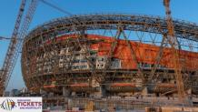 FIFA World Cup 2022: Building the stage for the Qatar final – Football World Cup Tickets | Qatar Football World Cup 2022 Tickets & Hospitality