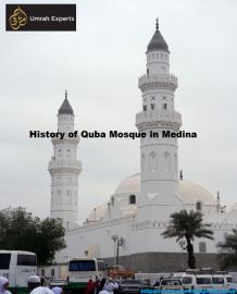 History of Quba Mosque in Medina