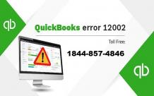QuickBooks Error 12002- how to fix it? Payroll Updating