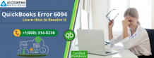 QuickBooks Error 6094, 0   Learn How to Resolve It