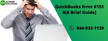 QuickBooks Error 6155 0[A Brief Guide] – QuickBooks Accounting Service