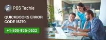 How to Fix QuickBooks Error Code 15270? Accounting Support