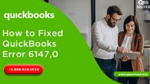 How to Fixed QuickBooks Error 6147,0 - QBS Solved