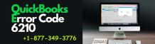 QuickBooks Error Code 6210 : +1-877-349-3776 Steps to Fix
