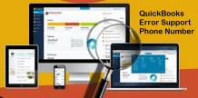 QuickBooks Error Support Phone Number - 1844-436-1893