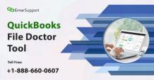 QuickBooks file Doctor : Fix, Repair Damaged Company Files