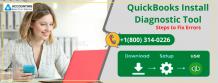 QuickBooks Install Diagnostic Tool   Steps to Fix Errors - dataerrorsolutions