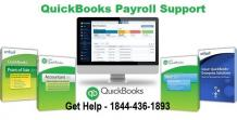 QuickBooks Payroll Support Phone Number - 1844-436-1893