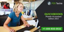 QuickBooks Premier Accountant Edition 2015 Support