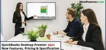 QuickBooks Desktop Premier Plus 2021 | Howfixerrors