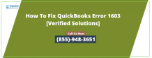 What must you follow To fix Microsoft error code 1603