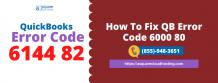 Comprehensive Steps To Rectify Quickbooks Enterprise Error 6144 82