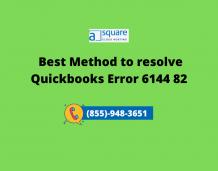Easy  Method To Fix QuickBooks Error 6144 82