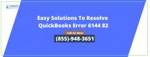 An overview -Eradicate Quickbooks error code 6144 82
