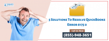 QuickBooks Error 6175 0 -  How To Fix Company File Error 6175 0