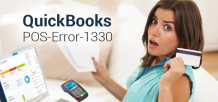 QuickBooks POS Error Code 1330 | Causes and Solutions