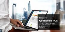 QuickBooks POS XML Document Errors
