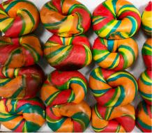 Rainbow Bagels Online