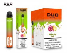 Duo XTRA 5% Disposable 2 in 1 Device - 2200 Puffs - 10 Pack