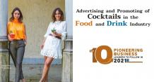Advertising And Promoting Of Cocktails In The Food And Drink Industry