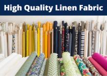Where Can I Purchase High-Quality Linen Fabric at an Affordable Price?