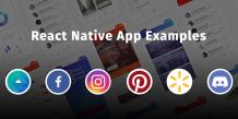 Most Popular React Native App Examples