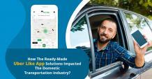 Uber like app solution