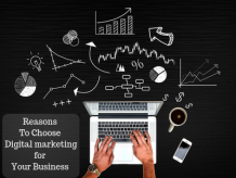 Reasons to Go For Digital Marketing for Your Business