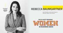 REBECCA BAUMGARTNER: SPEARHEADING A SUBSTANTIAL CHANGE IN DIVERSITY, EQUITY, AND INCLUSION