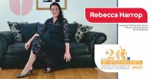 Rebecca Harrop - Leading the Multiple Role: Parent, Educator and Inspirational Tech Professional - InsightsSuccess