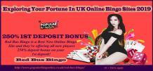 Exploring Your Fortune In UK Online Bingo Sites 2019