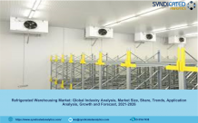Refrigerated Warehousing Market Report 2021: Industry Overview, Growth, Trends and Forecast till 2026 – Syndicated Analytics – Murphy's Hockey Law
