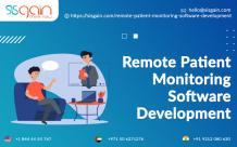Remote Patient Monitoring Software Development in UAE