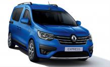 The new Renault Kangoo and Express commercial vans|Renault