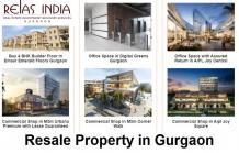 Resale Property in Gurgaon