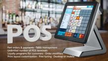 Restaurant Management POS System - Cherry Berry RMS