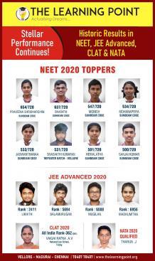 NEET,IIT coaching in vellore | Best NEET Courses