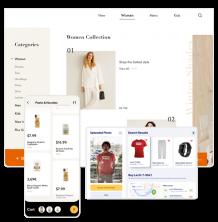 Retail & eCommerce Software Development   eCommerce App Development