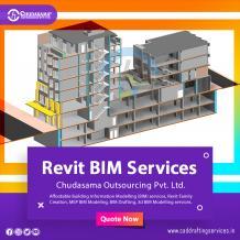 3D BIM Modeling Services | Revit Family Creation | Structural BIM services - COPL