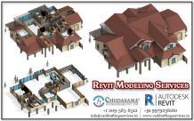 Revit Modelling Services | COPL