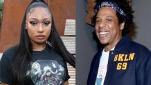 Megan Thee Stallion joins Jay-Z's Roc Nation management deal