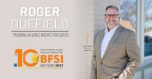 Roger Duffield: Providing Valuable Insights for Clients