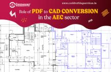 Role of PDF to CAD conversion in the AEC sector
