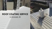 Roof Coating Emmett ID