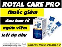 #1 Thuốc Giảm đau Bao Tử Royal Care Pro Ngừa Viêm Loét Dạ Dày?