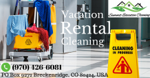 Vacation Rental Cleaning