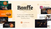 Bouffe - Best Restaurant & Coffee Shop Theme 2021