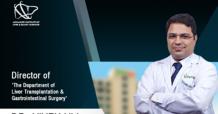 drvivekvij-Liver transplant doctor in india
