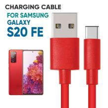 Samsung S20 FE PVC Charging Cable | Mobile Accessories